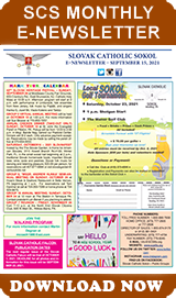SCS Monthly E-Newsletter - Download Now!